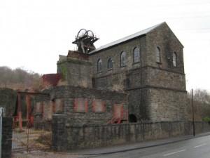 Hetty Colliery - Trehafod - Pontypridd in the Rhondda Valley
