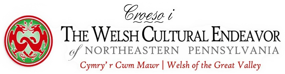 The Welsh Cultural Endeavor of NEPA