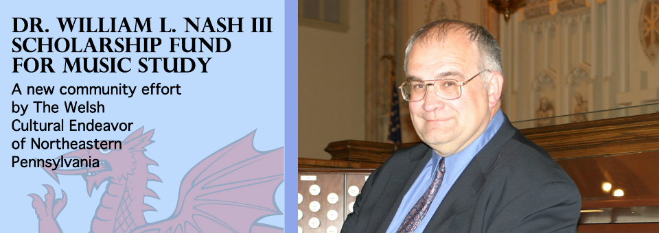 Join us to continue Bill Nash's magnificent legacy